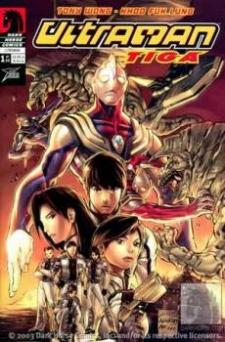 Ultraman Tiga อุลตร้าแมนทีก้า ตอนที่ 1-10