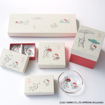 Hello Kitty x Choju Giga