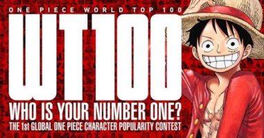 ฉลอง 1,000 ตอน! One Piece เปิดให้โหวตตัวละครยอดนิยมโดยนักอ่านทั่วโลกเป็นครั้งแรก !