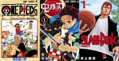 TV Asahi ประกาศผลโหวตมังงะยอดนิยม 100 อันดับจากผู้อ่านกว่า 150,000 คน One Piece คว้าแชมป์!