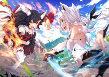 Hololive Alternative ที่ได้มีการเปิดตัวมังงะเรื่องใหม่ Holoearth Chronicles ที่นำโดย Mio และ Fubuki
