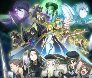 Seven Knights ฉบับอนิเมะได้มีการปล่อยภาพ วิชวลที่ 2 เข้าสู่ช่วงไคลแมกซ์